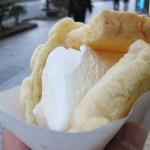 世界で2番目においしい焼き立てメロンパンアイスについて